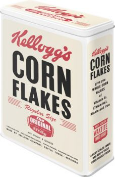 Vorratsdose XL Kellogg's Corn Flakes Retro