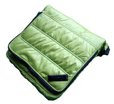 iPad Shoulder Bag Lime Green