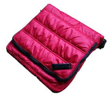 iPad Shoulder Bag Red